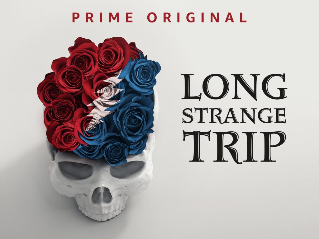 Photo Credit: Amazon - A Prime Original image for Long Strange Trip documentary